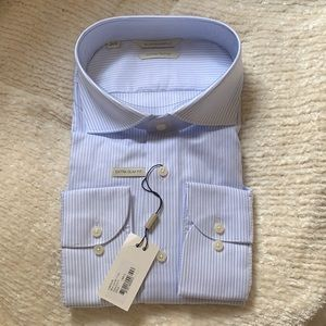 SUITSUPPLY Button Down Dress Shirt NEW 👔